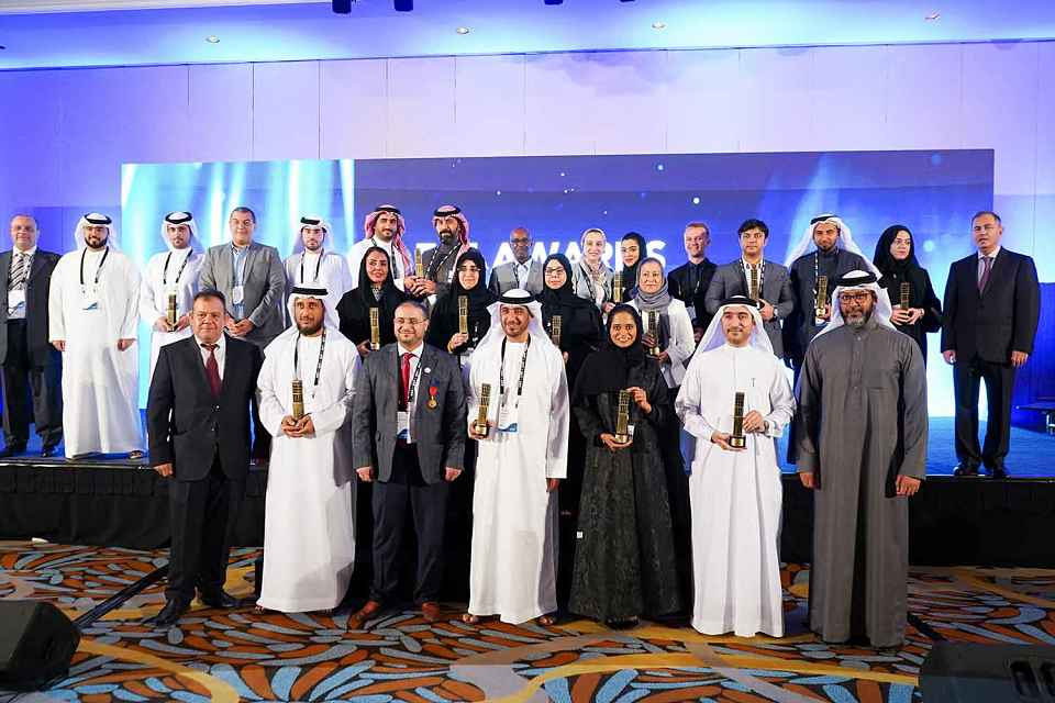 The Excellence in GIS Implementation Award 2020 January 2020