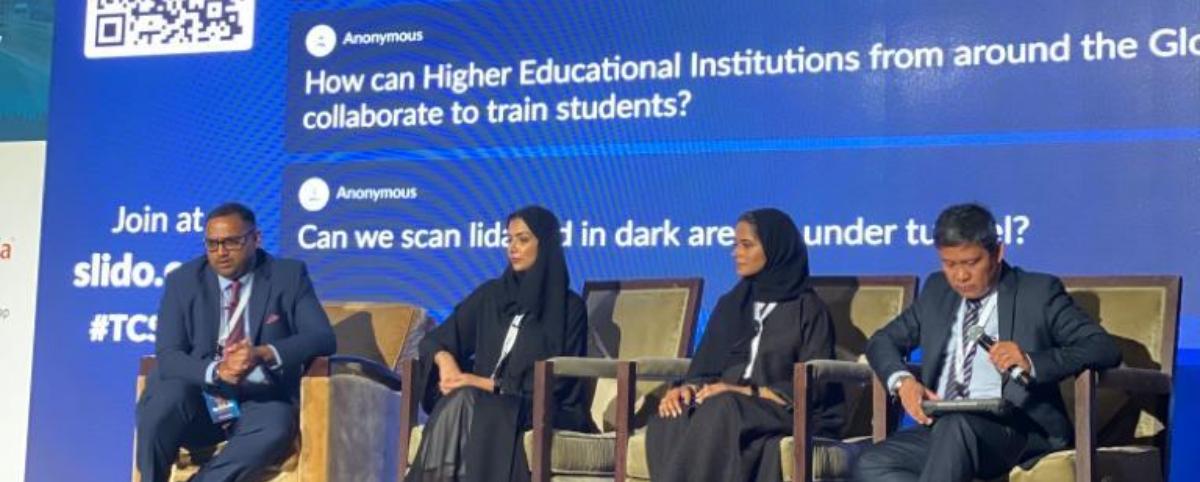 مشاركة بلدية دبي في مؤتمر قمة البناء السنوية الخامسة أكتوبر 2019