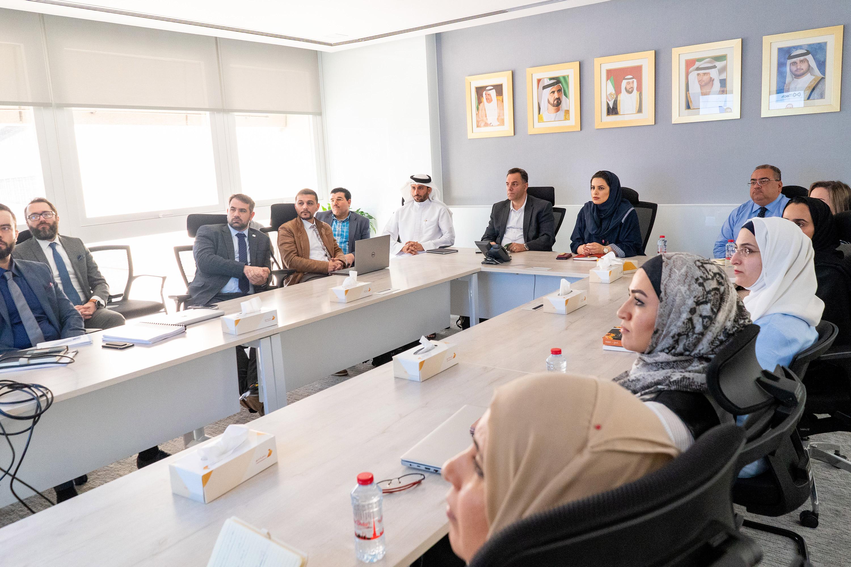 إطلاق مشروع تصميم وتنفيذ خريطة طريق لنمذجة معلومات المباني في دبي يناير 2020