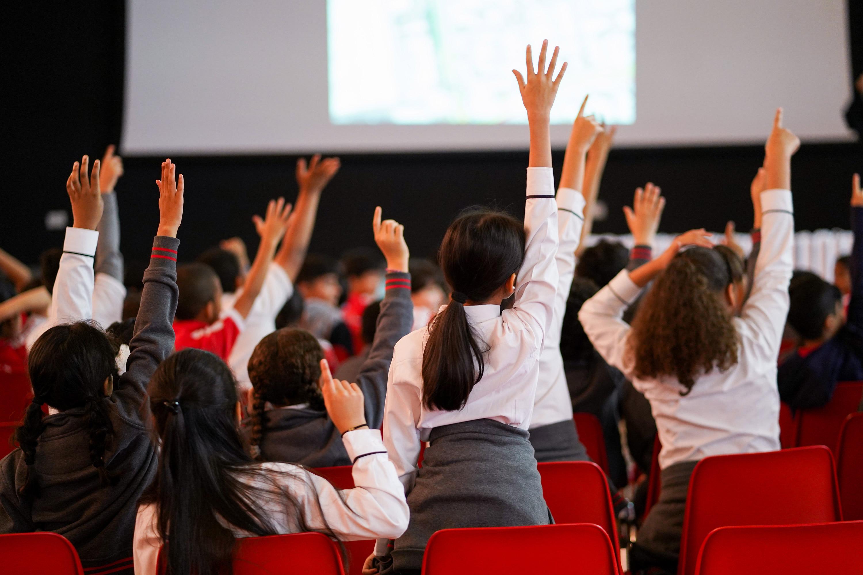 ورشة تعريفية لتطبيق مكاني:مدرسة السلام كومينتي الخاصة فبراير 2020