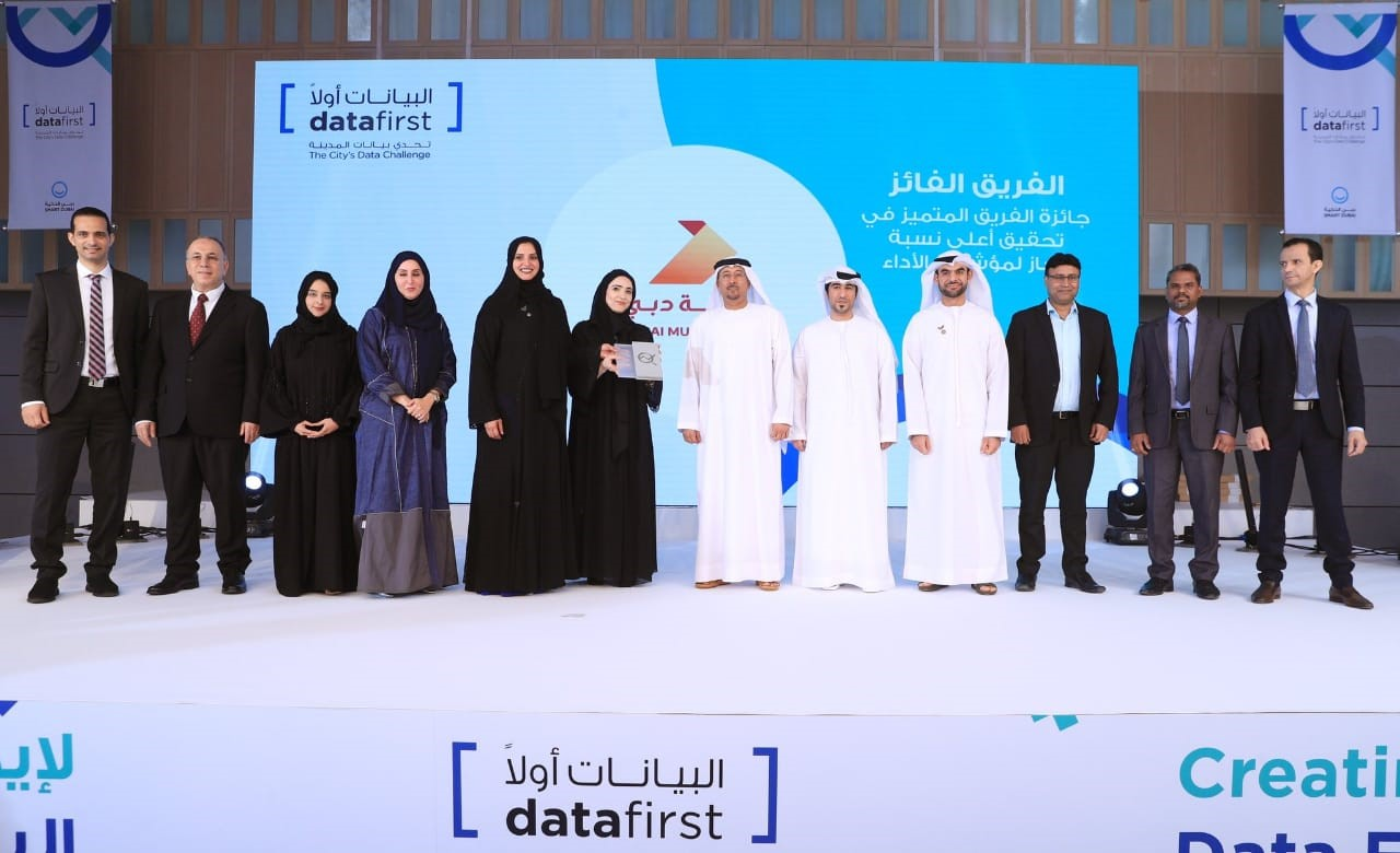 الفوز في تحدي البيانات أولاً فبراير 2020
