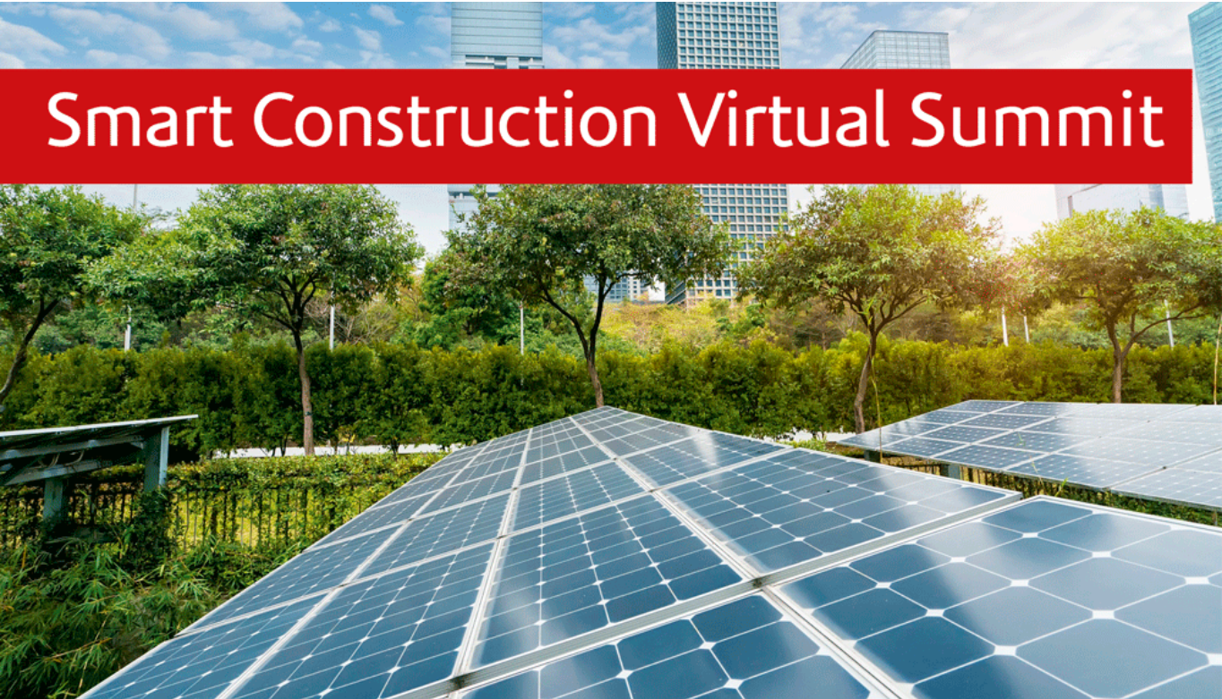 MEED's 2021 Smart Construction Virtual Summit